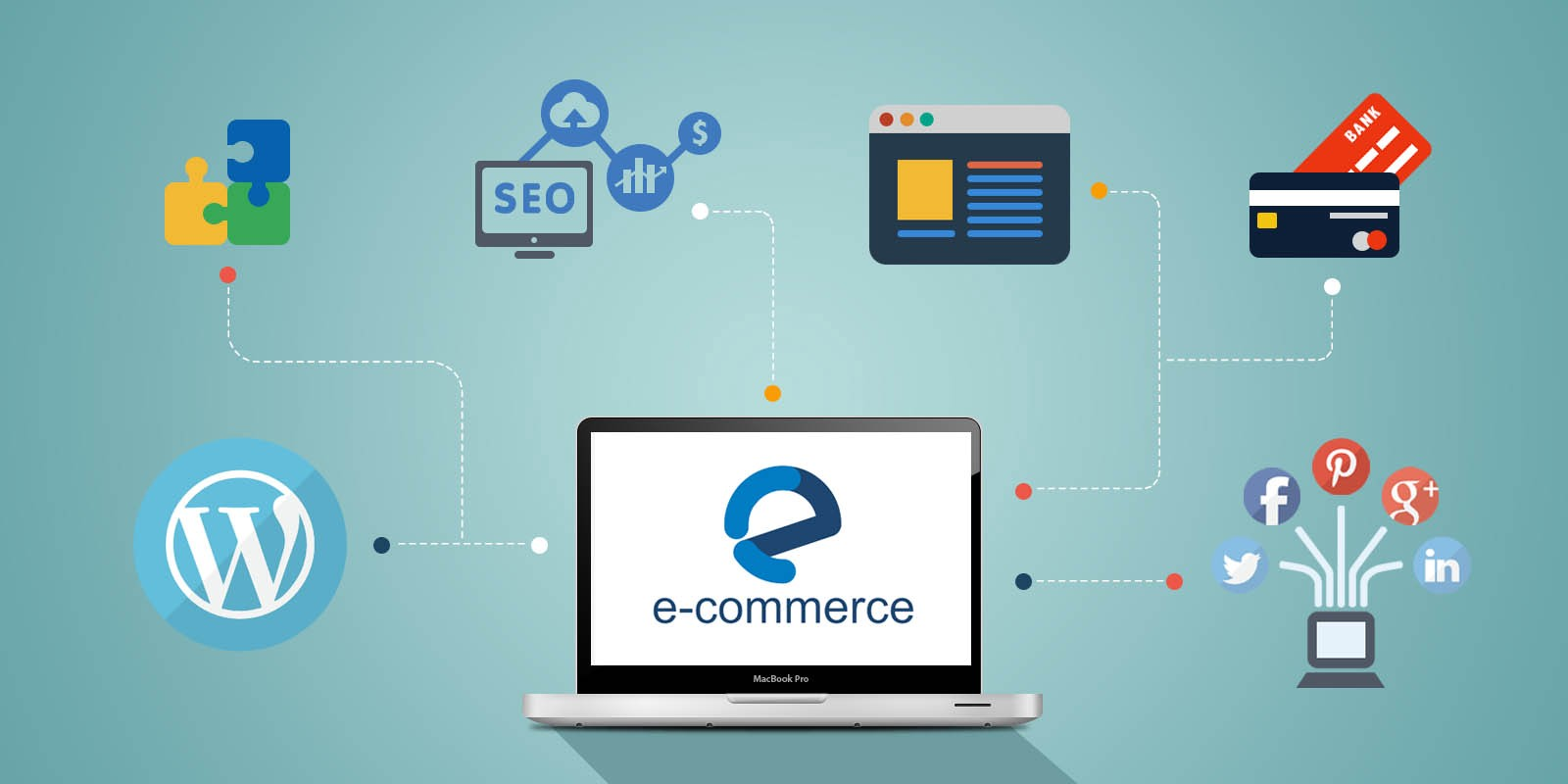 creative ecommerce web design studio singapore