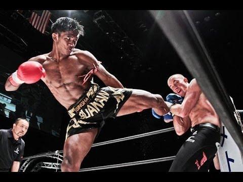 Kickboxing Techniques