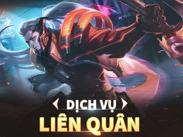 Using Lien Quan Acc
